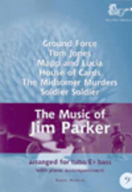 Music of Jim Parker for Eb Bass/Tuba (Bass Clef)