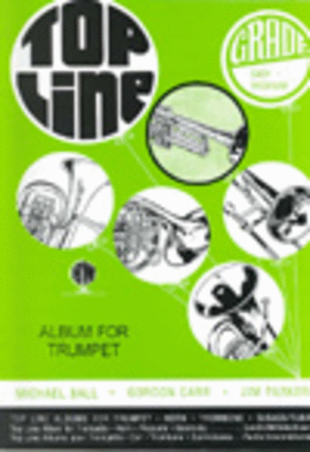 Top Line Album for Trumpet