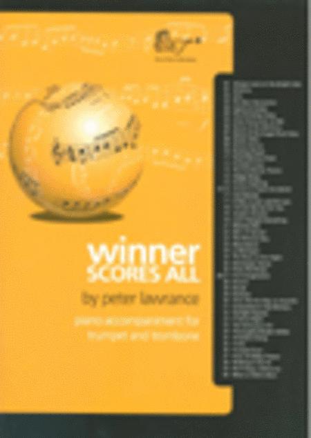 Winner Scores All for Treble Brass (Piano Accompaniment)