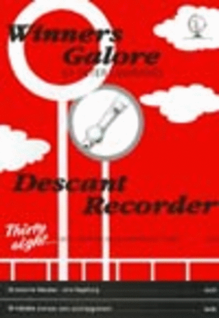 Winners Galore (Descant Recorder)