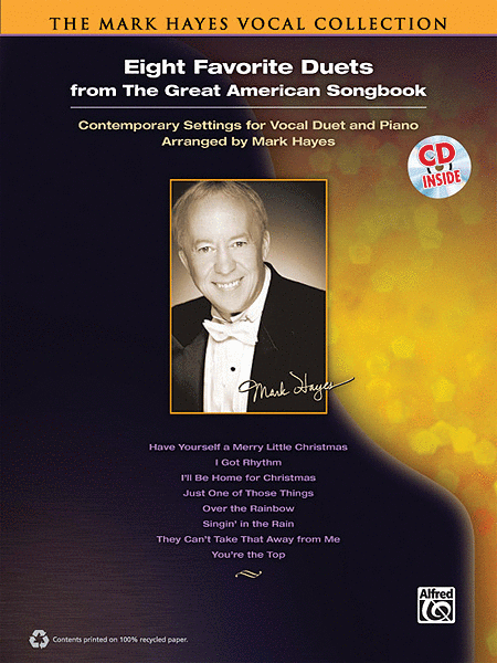 The Mark Hayes Vocal Collection -- Eight Favorite Duets from the Great American Songbook