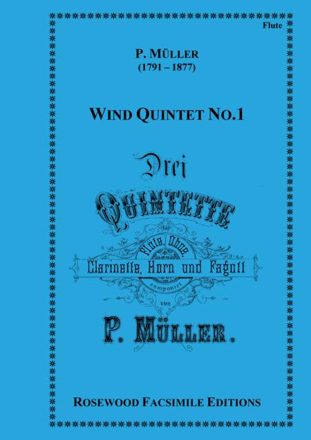 Drei Quintette Nr. 1