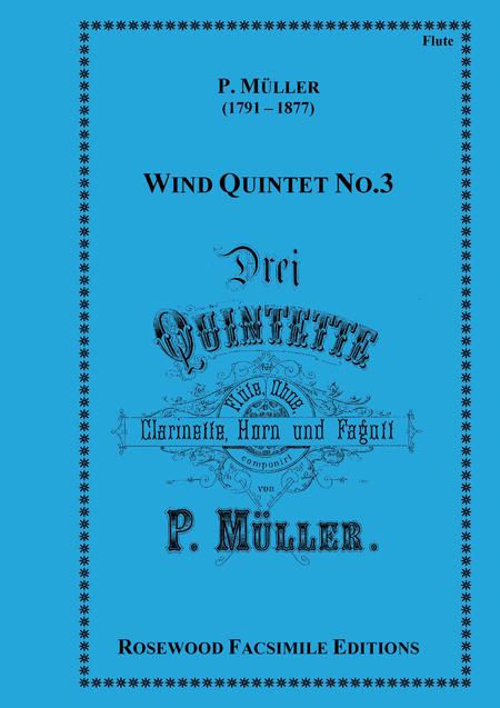 Drei Quintette Nr. 3