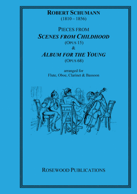 Pieces from Scenes from Childhood & Album for the Young