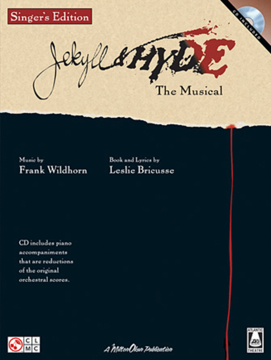 Jekyll & Hyde - The Musical: Singer's Edition