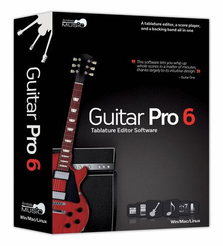 Guitar Pro 6.0
