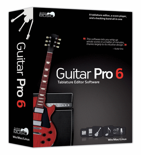Guitar Pro - 5 User Lab Pack