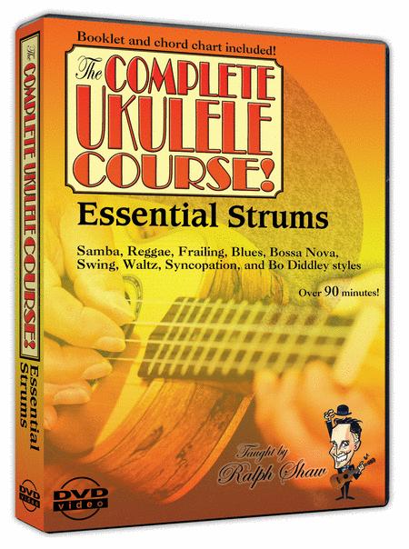 Essential Strums for the Ukulele (DVD)