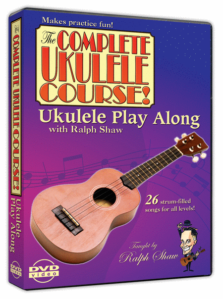 Ukulele Play Along with Ralph Shaw (DVD)