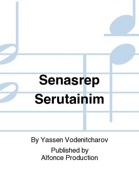 Senasrep Serutainim