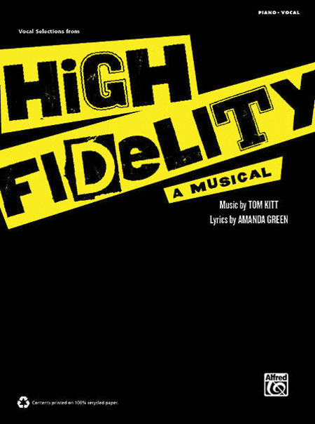 High Fidelity - A Musical