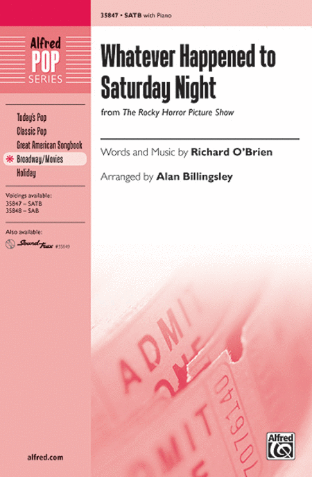 Whatever Happened to Saturday Night