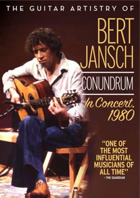 Bert Jansch Conundrum in Concert, 1980
