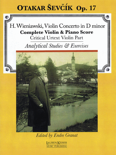 Violin Concerto in D minor, Op. 17
