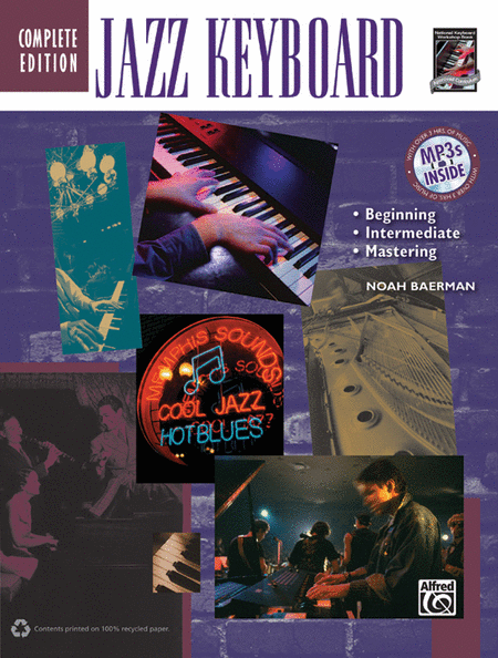 Complete Jazz Keyboard Method Complete Edition