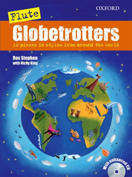 Flute Globetrotters (with CD)