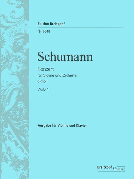 Konzert fur Violine und Orchester d-moll WoO 1