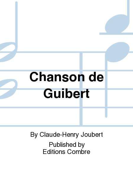 Chanson de Guibert