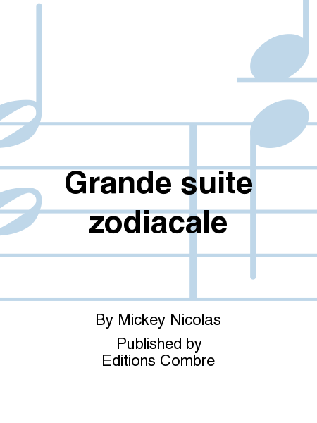 Grande suite zodiacale