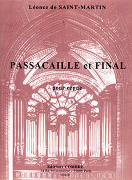 Passacaille Op.28 et Final Op.29
