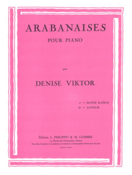 Arabanaises (Petite Raissa - Fatoum)