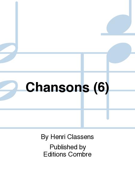 Chansons (6)