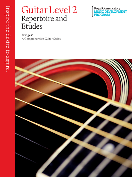 Bridges - A Comprehensive Guitar Series: Guitar Repertoire and Studies 2