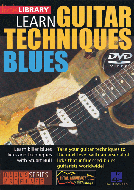 Learn Guitar Techniques: Blues