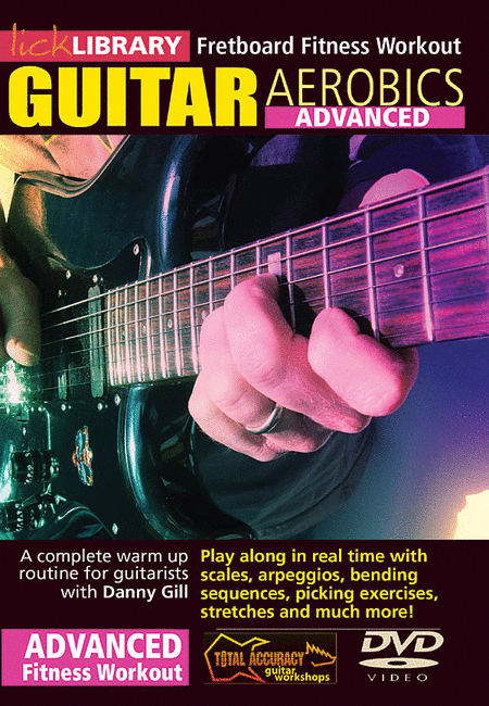 Guitar Aerobics - Advanced