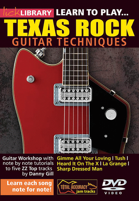 Learn to Play Texas Rock