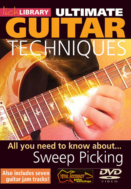 All You Need to Know About Sweep Picking Techniques