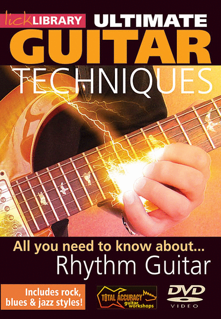 All You Need to Know About Rhythm Guitar