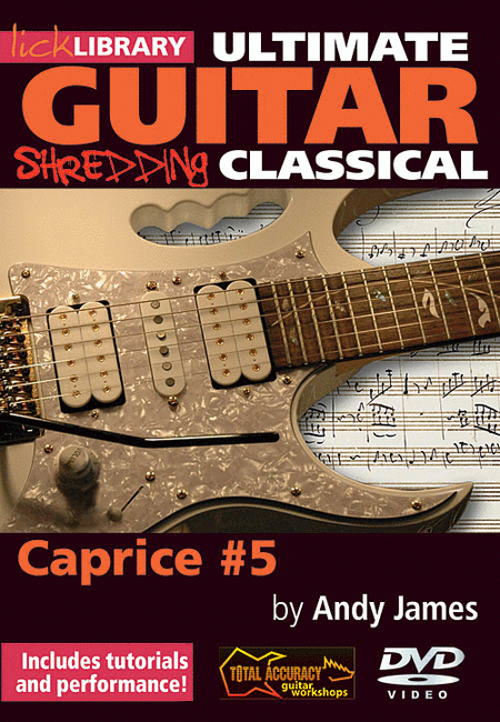 Shredding Classical - Caprice #5