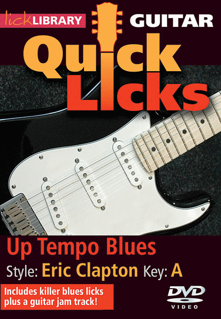 Up Tempo Blues - Quick Licks
