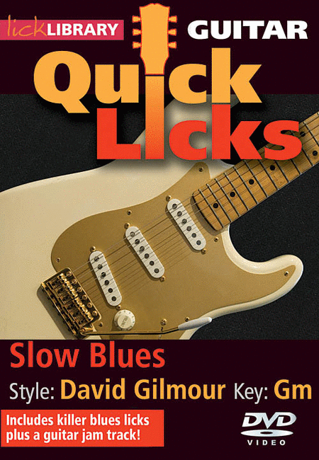 Slow Blues - Quick Licks