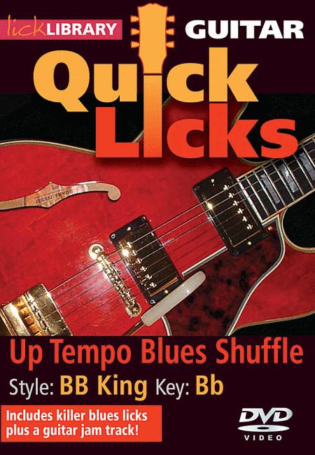 Up Tempo Blues Shuffle - Quick Licks
