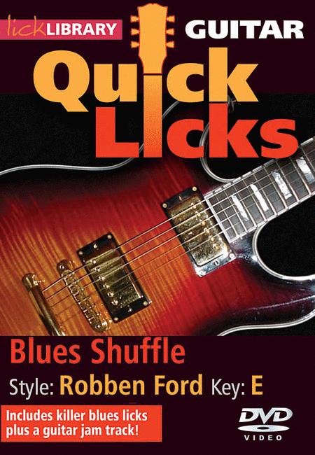 Blues Shuffle - Quick Licks