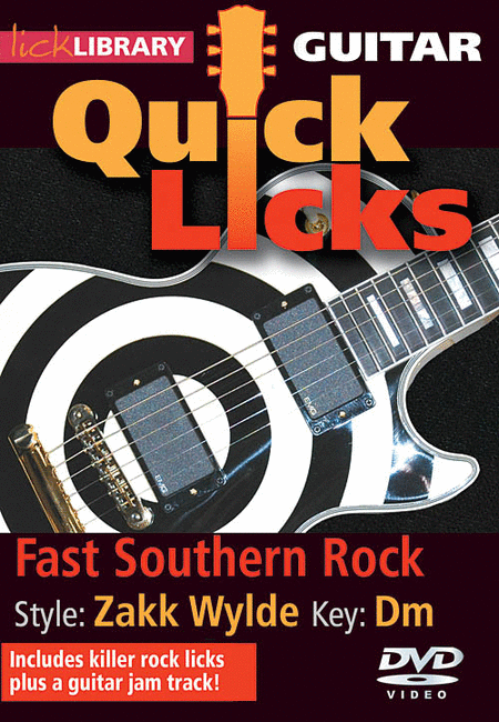 Fast Southern Rock - Quick Licks