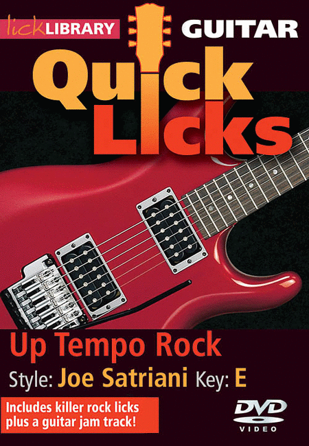 Up Tempo Rock - Quick Licks