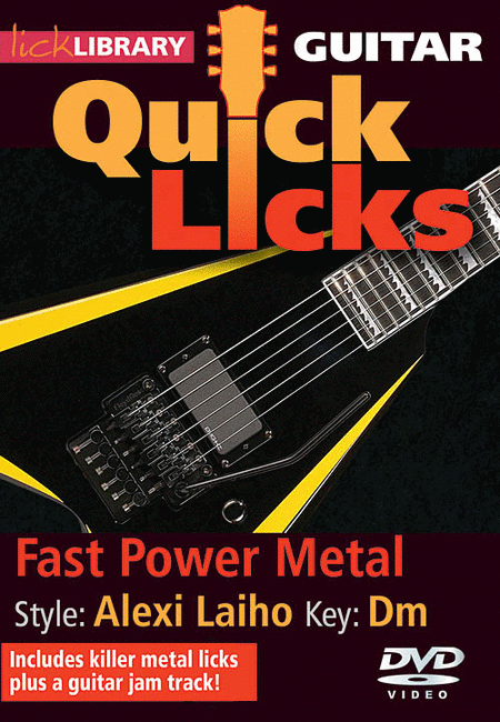 Fast Power Metal - Quick Licks