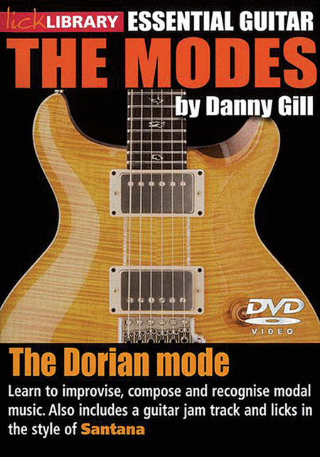 The Dorian Mode (Carlos Santana)
