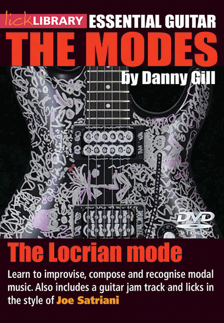 The Locrian Mode (Joe Satriani)