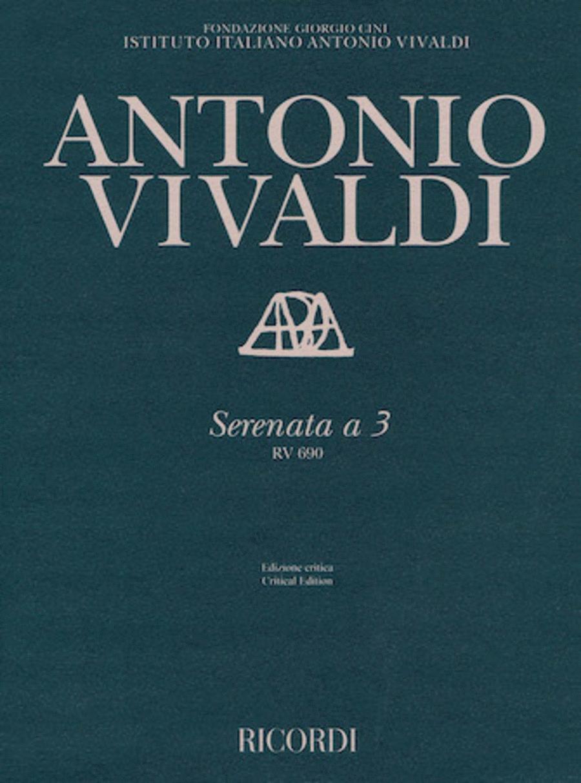 Serenata a 3, RV 690