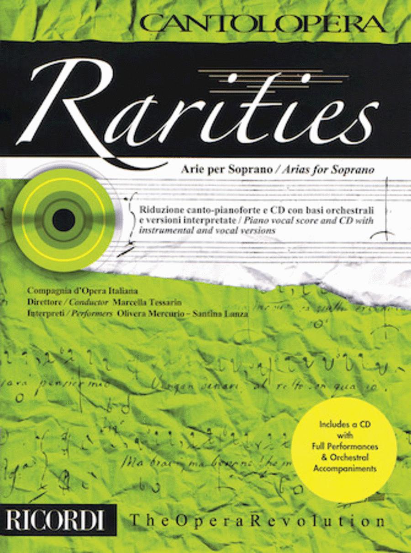 Rarities: Arias for Soprano