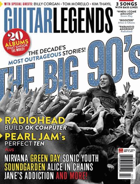 Guitar World Legends Magazine Back Issue - #117