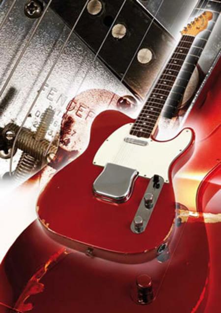 Vintage Guitar Poster 1: 1965 Telecaster