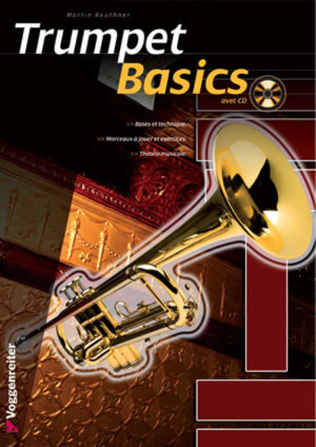 Trumpet Basics, French Edition