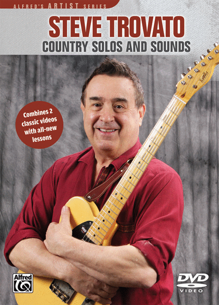Steve Trovato -- Country Solos and Sounds