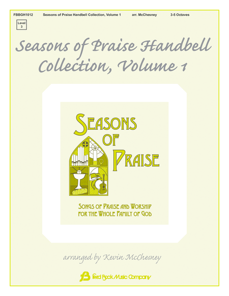 Seasons of Praise Handbell Collection Vol 1