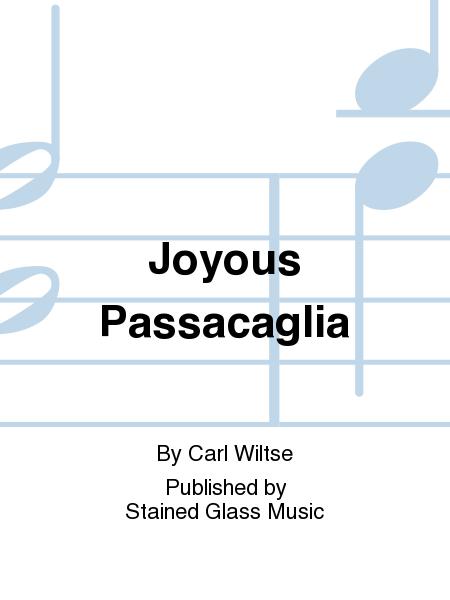 Joyous Passacaglia